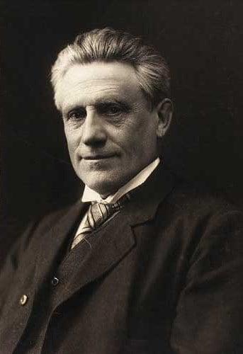 Frants Buhl, Israelsmissionens første formand