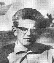 Pastor Norup, den første udsendte, danske præst i Jerusalem.