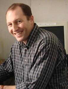 Alec Goldberg er israelsk leder af Caspari Centeret og er blevet begejstret for Alpha-kurset som en måde at nå det jødiske folk med evangeliet.