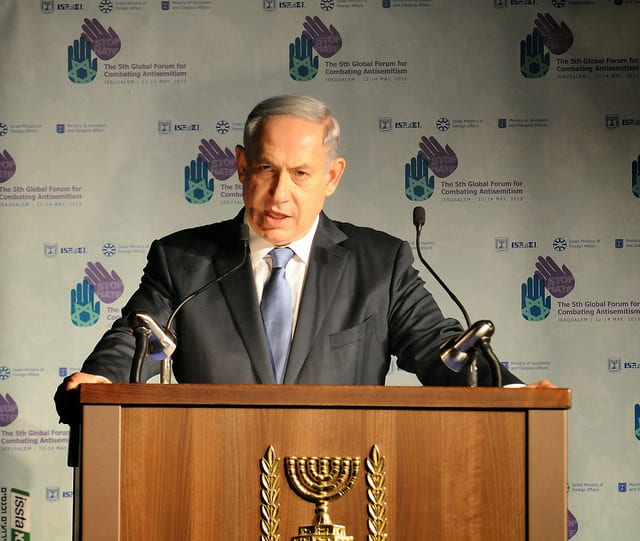 Premierminister Benjamin Netanyahu. (Foto: Israel Ministry of Foreign Affairs)