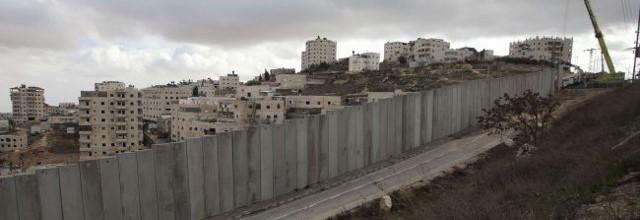 Opbygning af muren1