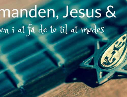 Guitarmanden, Jesus & kunsten i at få de to til at mødes