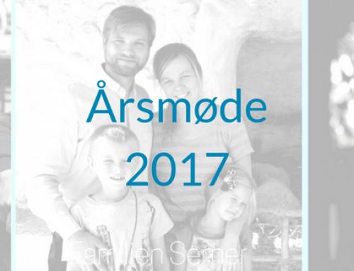 Israelsmissionen – fordi Gud vil! velkommen til årsmøde 2017
