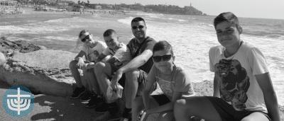 Familien Rasmussen Tel Aviv