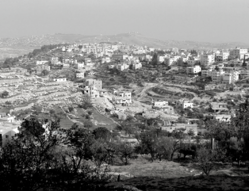 De palæstinensiske områder er blandt verdens 50 sværeste steder at være kristen