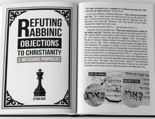 Ny bog udfordrer rabbinske indvendinger mod kristendommen