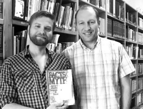 Ny bog om den messianske bevægelse i støbeskeen: antallet af troende i Israel tredoblet