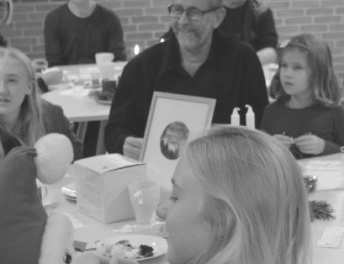Julebanko skaber glæde på tværs af generationer